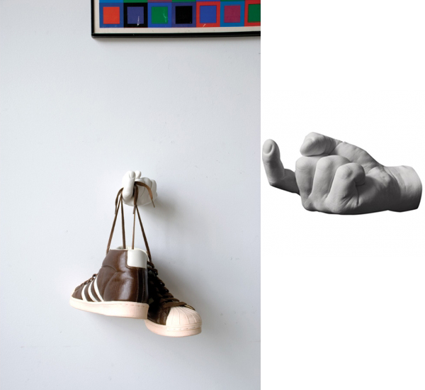 10 Fun & Creative Wall Hooks For Hallway Decor