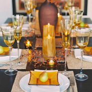 10 Inspiring Thanksgiving Tables