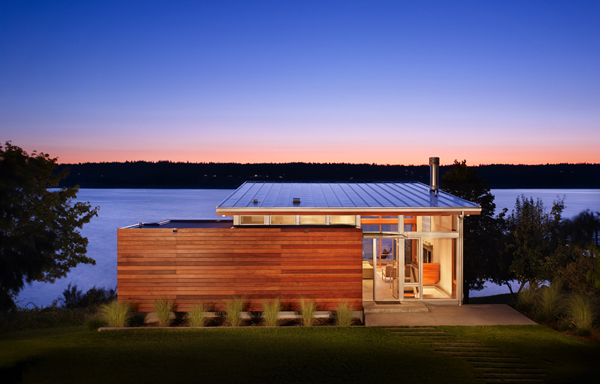 10 Stylish Modern Cabins