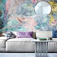 20 Interior Designs Featuring Wall Murals