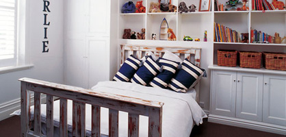 25 Nautical Kid&#8217;s Room Designs