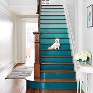 3 Staircase Decorating Ideas