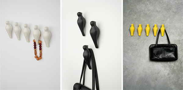 4 Stylish Hooks And Hangers From Asshoff &amp; Brogrd