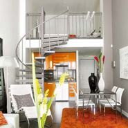 5 Compact Loft Apartment Designs