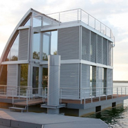 5 Floating House Designs