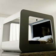 5 Hi-Tech Bed Designs And Concepts