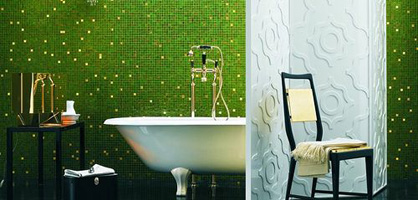 50 Mosaic Design Ideas For Bathroom