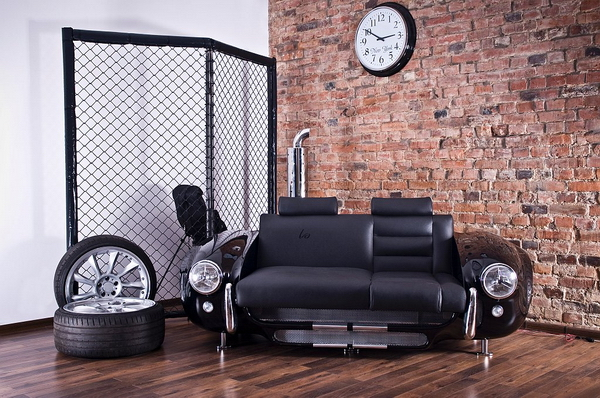 Car Furniture by LA Design Studio