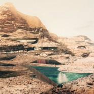 Cave Hotel Project Wadi Rum Resort in Jordan