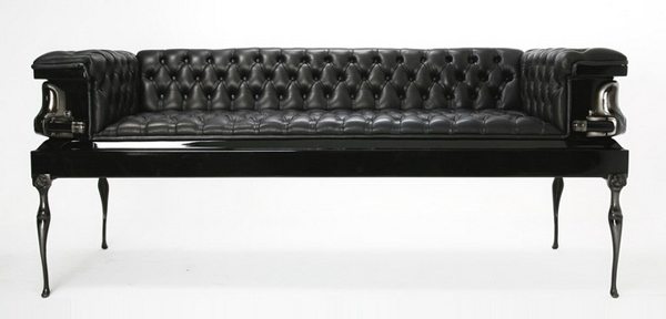 Coffin Sofa. Anyone?