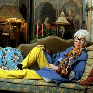 Flamboyant and Chic: Inside Iris Apfel's Home