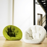 Futon Furniture for Small Spaces by Anders Backe
