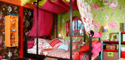 &#8216;Gipsy&#8217; Bedroom for Girls