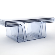 Jason Phillips and Treforma Glass Nesting Tables