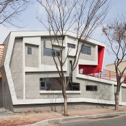 Roll House in South Korea