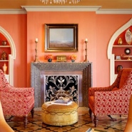 Moroccan Decorating Style