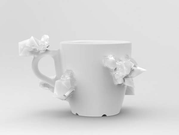 One Coffee Cup a Day by Bernat Cuni