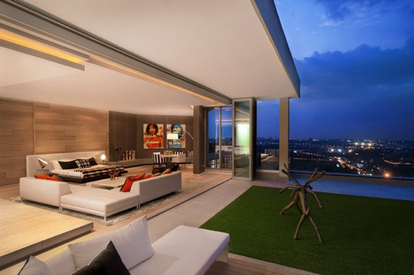 Sandhurst Towers by SAOTA and OKHA Interiors