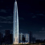 Sky-high Architecture: 606 Meter Wuhan Greenland Center Project