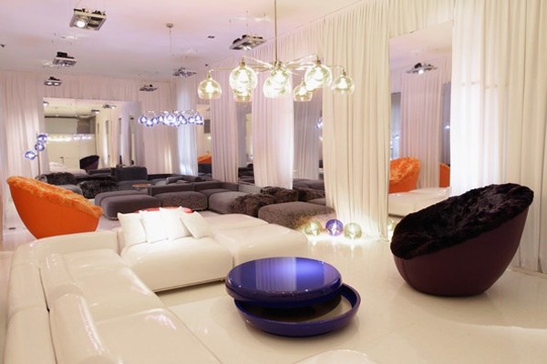 Versace Home Collection at Milan Design Week 2011