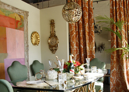 Add Drama To Dining Room Design