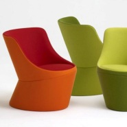 Add Splash of Color to Your Decor with DIDI Chair