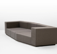 Alfredo da Silva Polygonal Archetype Sofa