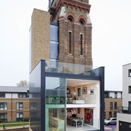 Another Water Tower Converted Into London Residence