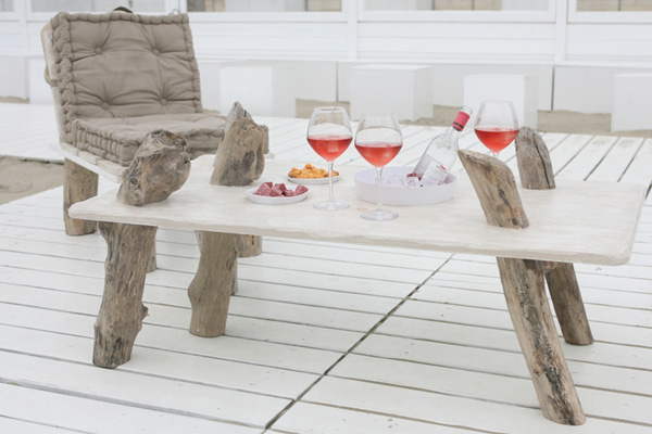 Baptized By Nature Driftwood Furniture Collection