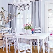 Beautiful Pastel Interior Designs
