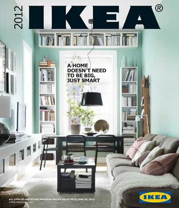 Best Interior Design Ideas From IKEA 2012 Catalog