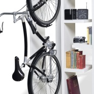Bookbike Storage System by BYografia
