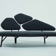 Borghese Sofa by No Duchaufour Lawrance