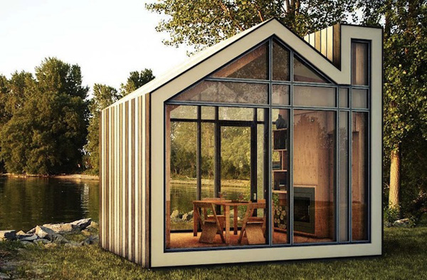 Bunkie - Prefabricated Garden Guest House