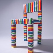Candy Inspired Sugarchair by Pieter Brenner