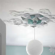 Ceiling Decor: Rhombus System By The Fundamental Group
