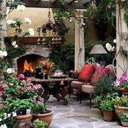 Charming Patio Design Ideas