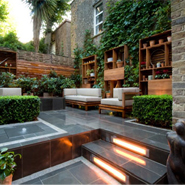 Charming Urban Garden Ideas
