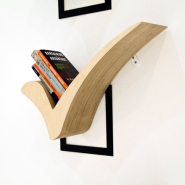 Check Bookshelf by Jongho Park