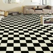 Chess-Inspired Interior Design