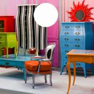 Colorful Furniture in Interior Design