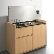 Compact Kitchens by Kitchoo