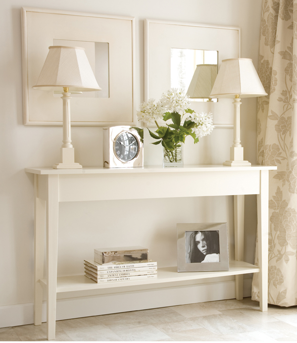 Console Table In Interior Design | InteriorHolic.