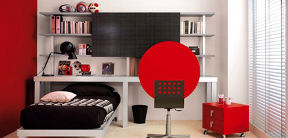 Cool Boy&#8217;s Room Design Ideas
