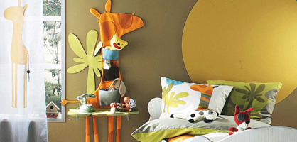Cool Kid&#8217;s Room Design Ideas