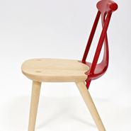 Corliss Chair by Studio DUNN