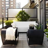 Cozy Balcony Design Ideas