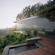 Create Indoor/Outdoor Feel With Glass Walls