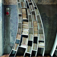 Creative Book Storage Ideas
