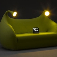 Creative Multifunctional Morfeo Sofa by Domodinamica